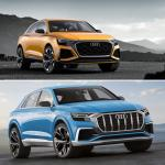Audi's next-gen flagship SUV revealed with new smart features