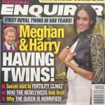 Meghan Markle pregnant with twins!