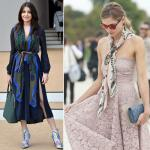 New ways to tie a summer scarf this summer