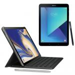 Samsung Galaxy Tab S4 come with optional keyboard cover and S Pen design