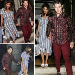 Priyanka Chopra's pre-birthday celebration with Nick Jonas