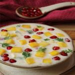 Pineapple raita recipe