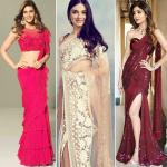 Saree trends: To rock this season with unique style