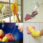Wonderful uses of vinegar for household