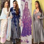 Festive special outfits: Trendy desi attire with western touch