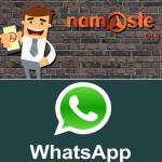 India's new messaging app Namaste Chat to compete with WhatsApp