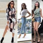 Outfit inspirations from Bollywood divas: Select shoes to wear with an outfit