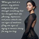Quotes by Deepika Padukone that inspires you to live