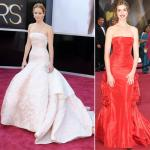 Most expensive academy awards dresses in history
