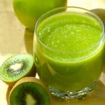 Kiwi-Grape juice recipe