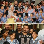 Salman Khan inaugurates Umang centre in Jaipur, met the children