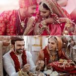 Wedding pics of Deepika-Ranveer Singh out, they look gorgeous