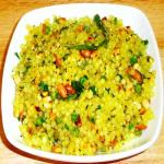 Recipe of Sabudana upma