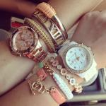 What type of watch goes with your outfits