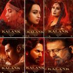 Kalank movie posters: Alia, Sonakshi and Madhuri look regal, meet all characters