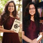 Youngest Navya Sharma from jaipur wrote a novel