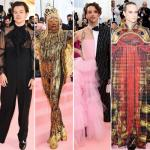 Met Gala 2019 fashion: See the 9 craziest looks of men