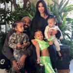 Kim Kardashian and Kanye West welcome fourth child, a baby boy