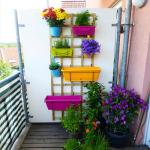 Amazing Ideas For Giving Your Small Balcony An Attractive Look