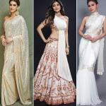 10 White ethnic wear that are perfect for this festive season
