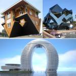 10 Most bizarre architecture around the world