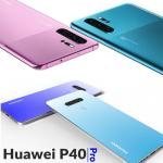 Huawei P40 Pro to come with 64MP penta camera setup, 5G support