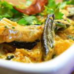 Bhindi Curd Curry Recipe
