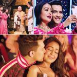 Neha Kakkar and Aditya Narayan are now married, wedding video leaked
