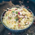 Potato Halwa Recipe