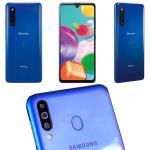 Samsung Galaxy A41 launched with 6.1-inch display, 48MP triple cameras