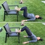 Enjoy quarantine: Preity Zinta shares exercise to strengthen lower back