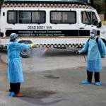 US coronavirus deaths pass 83,000, Russia records 10,000 new cases in a day