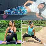 Hina Khan Ramadan workout during fasting
