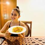 Recipe: Rakulpreet makes veg fried rice