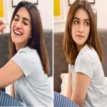 Kriti Sanon gets a quarantine hair makeover from sister Nupur Sanon