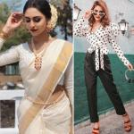 Krystle D`Souza`s 11 elegant style statements: Western to traditional outfits