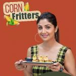Shilpa Shetty share healthy corn fritter recipe