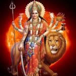 Why do we worship goddess Durga during Navratri