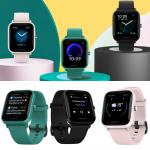 Amazfit Pop smartwatch launched with 9 day battery life and more...