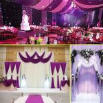5 Tips to style your wedding venue