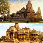 Enjoy the art and culture of Khajuraho, 8 scenic places