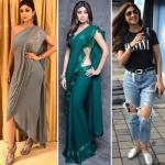 Shilpa Shetty has the most experimental ensembles in her wardrobe, look at her 15 stylish avatar