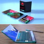 Huawei Mate X2 with Inward folding Design launch on Feb 22