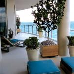 Give your balcony a attractive look