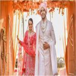 Vikram Singh Chauhan Marries Girlfriend Sneha Shukla In Small Intimate Ceremony