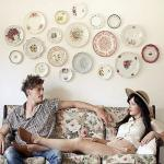 How To Hang Decorative Plates On The Wall