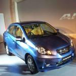 Anniversary Edition of Honda Amaze sedan