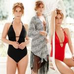 Model Coleen rolls out her swimwear range!