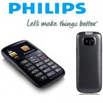 Philips Launches Mobile For Senior Citizens
