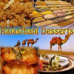 Recipes of Rajasthani Desserts